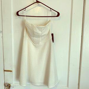 Cute short express dress never worn